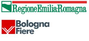 Loghi RER e BolognaFiere