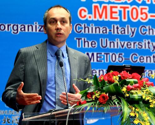Prof. Marco R. Di Tommaso